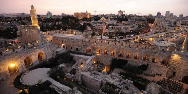 Jerusalem – A Growing Knowledge Hub