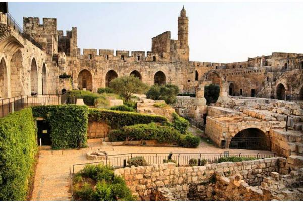 5 of the best spring and summer Venues in Jerusalem